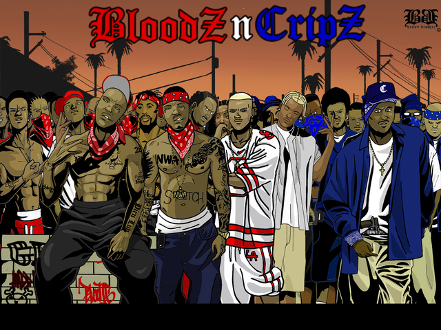 Better Bring a Towel: The Blood/Crip Hybrid Project