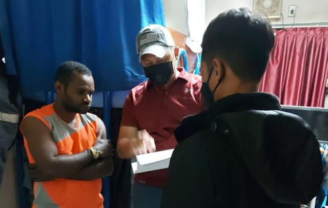 Satgas Nemangkawi Tangkap Karyawan Freeport Pengunggah Konten Genosida Warga Papua.lelemuku.com.jpg