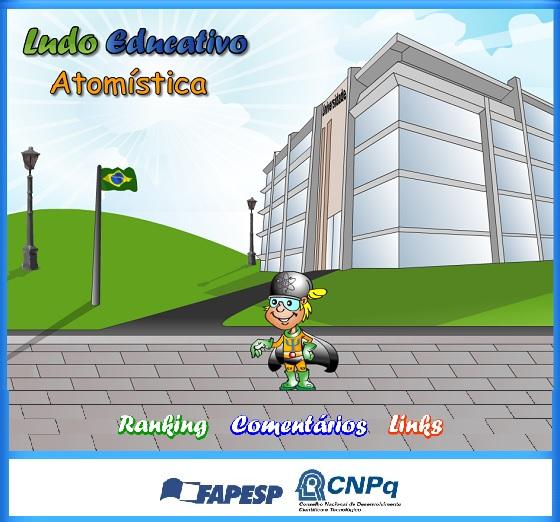Jogos de Química: Ludo Educativo Atomística