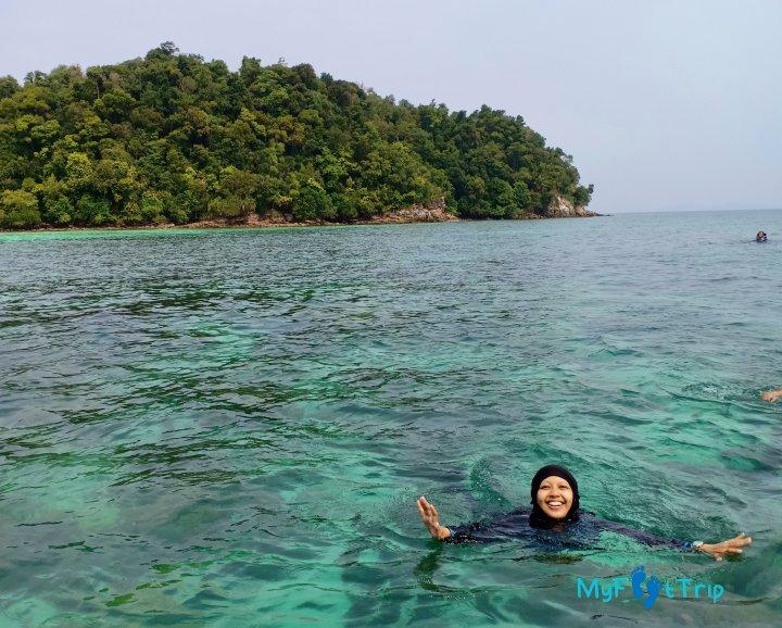 snorkeling pulau abang batam