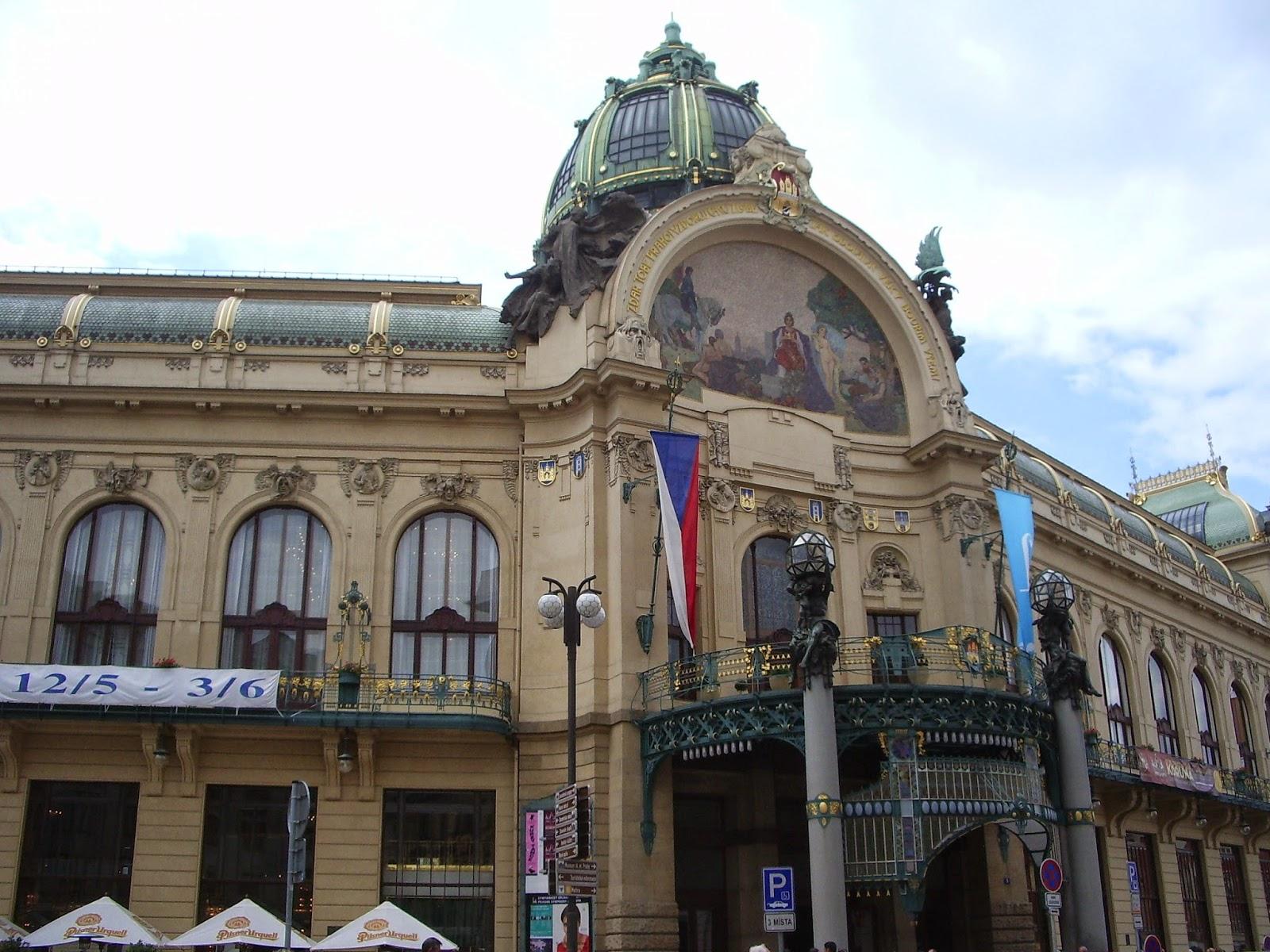 一個女生去旅行: 捷克 - 布拉格 Prague (I)