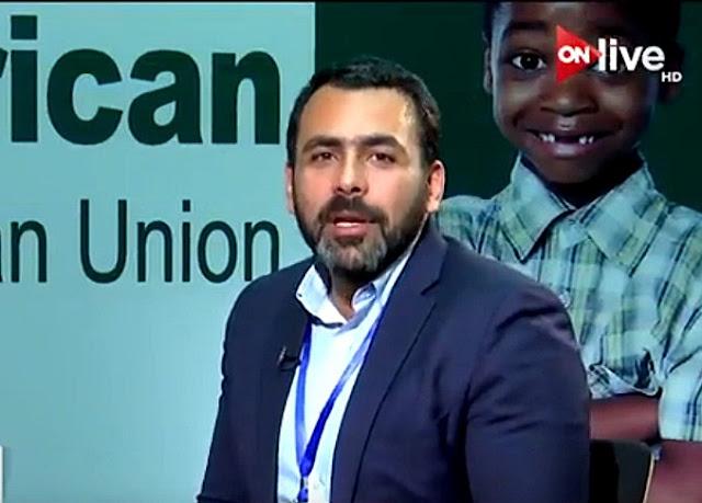 برنامج نقطة تماس 29-1-2018 يوسف الحسينى و أماني أبوزيد