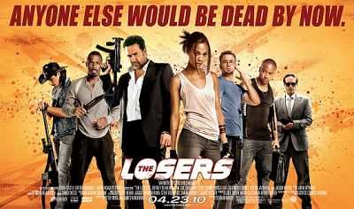 The Losers 2010 Dual Audio BluRay 480p 300mb