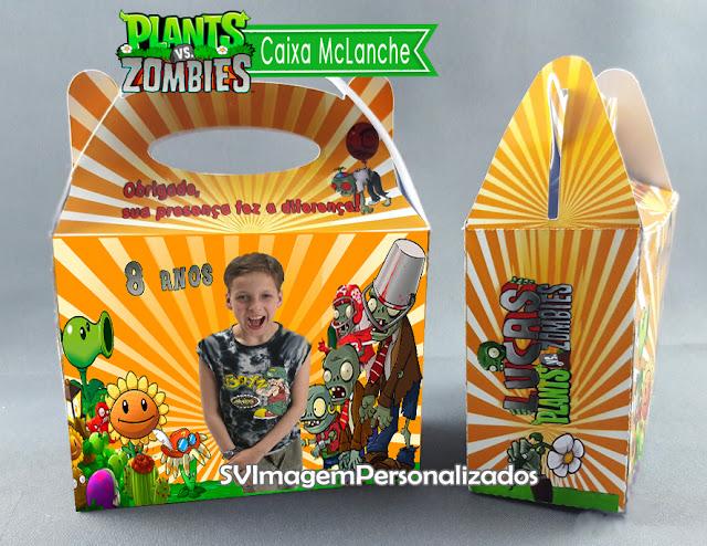 O preço mais barato para Caixa lancheira Maleta McLanche Feliz, para decorar sua festa, no tema Plants vs Zombies,, o Game mais queridos entre os meninos, agora na decoração de sua festa, na cor verde e laranja, os convidados terão que escolher um lado.. Plantas ou Zumbis.. não importa o lado, essa festa será o maior sucesso.      veja mais http://blog.svimagem.com.br  ou  faça seu pedido também pelo whatsapp  11 975820887    para agilizar clique aqui => goo.gl/yYLZu7 e vá direto para o seu whatapp