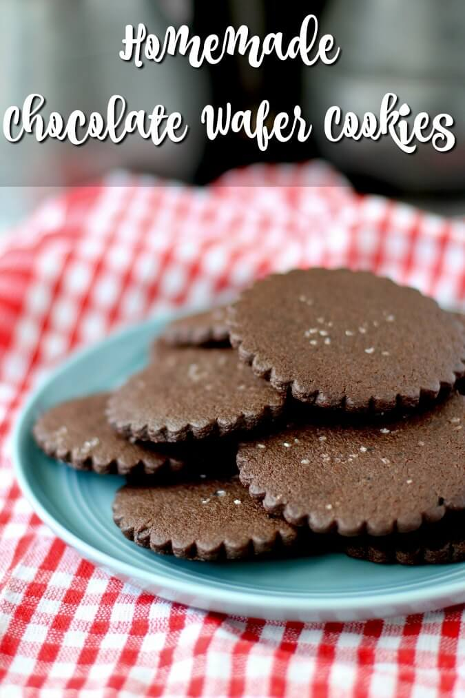 Famous Chocolate Wafer Cookies copycat recipe