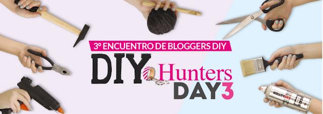 DIY Hunters Day, ¡nos vemos este sábado!