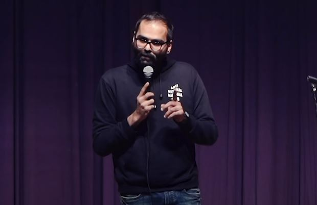 Contempt case will be run against Kunal Kamra