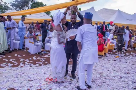 Checkout This Wedding Everyone Is Talking About [Photos + Video]
