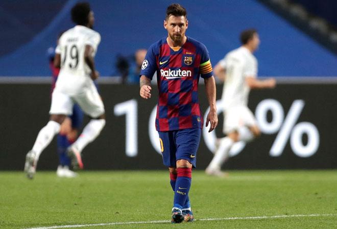 Messi muốn bỏ Barca: Sang châu Á làm học trò Xavi hay về quê cống hiến?