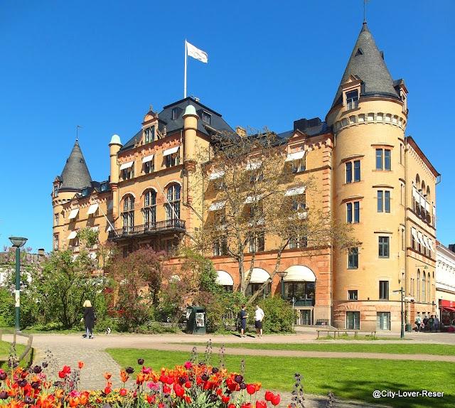 Sweden -Lund Grand Hotel