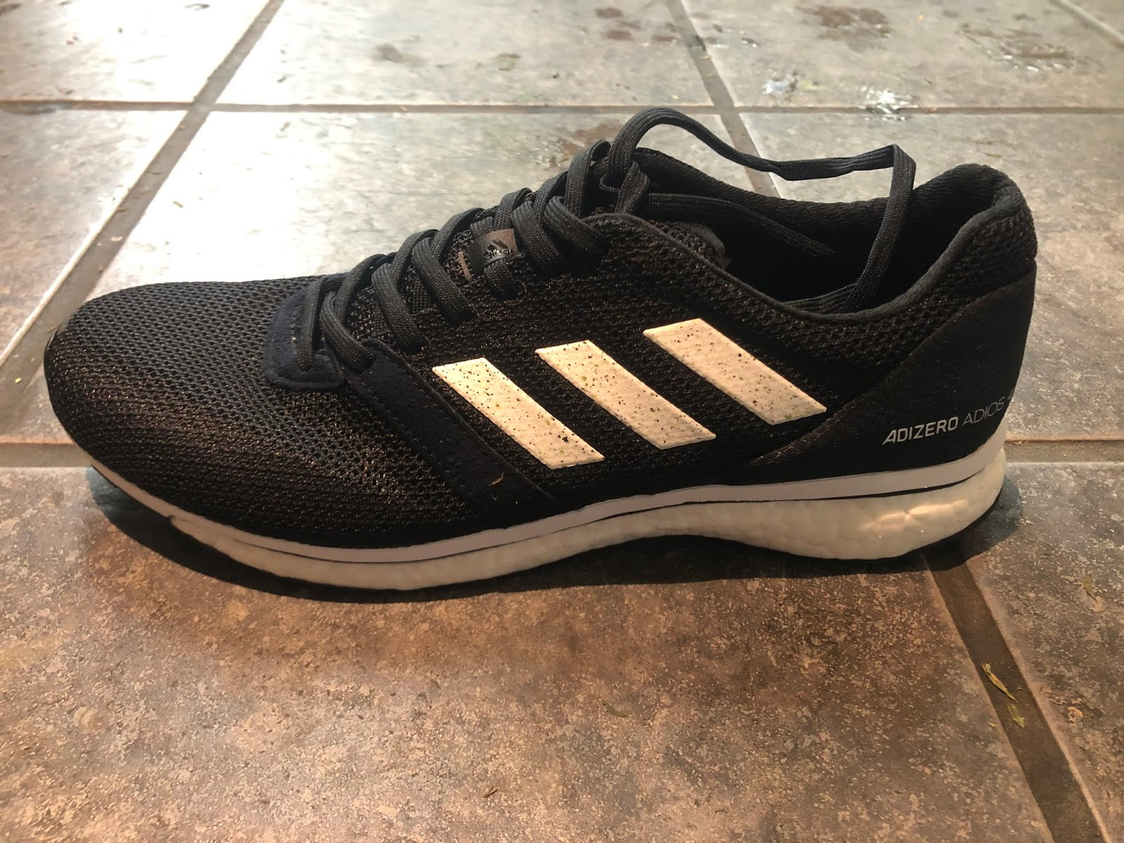 wholesale dealer 37f81 fd7d9 Adidas Adizero Adios 4 Review