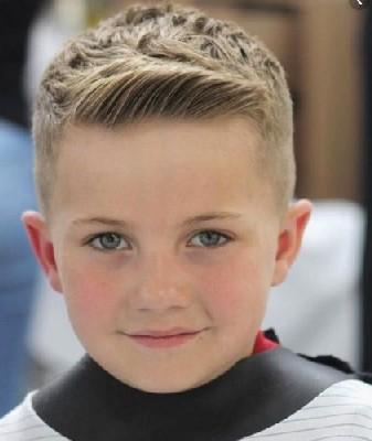 gaya rambut undercut untuk anak sekolah
