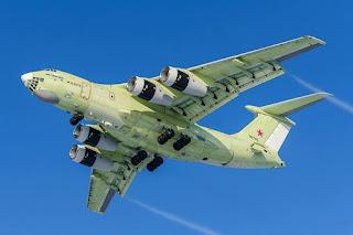 Tanker Il-78M-90A