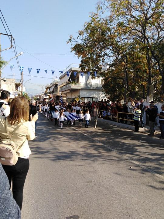 Η παρέλαση της 28ης Οκτωβρίου σε Καστέλλα και Ψαχνά (φωτό) 75220655 3050144121679406 8848266751616483328 n