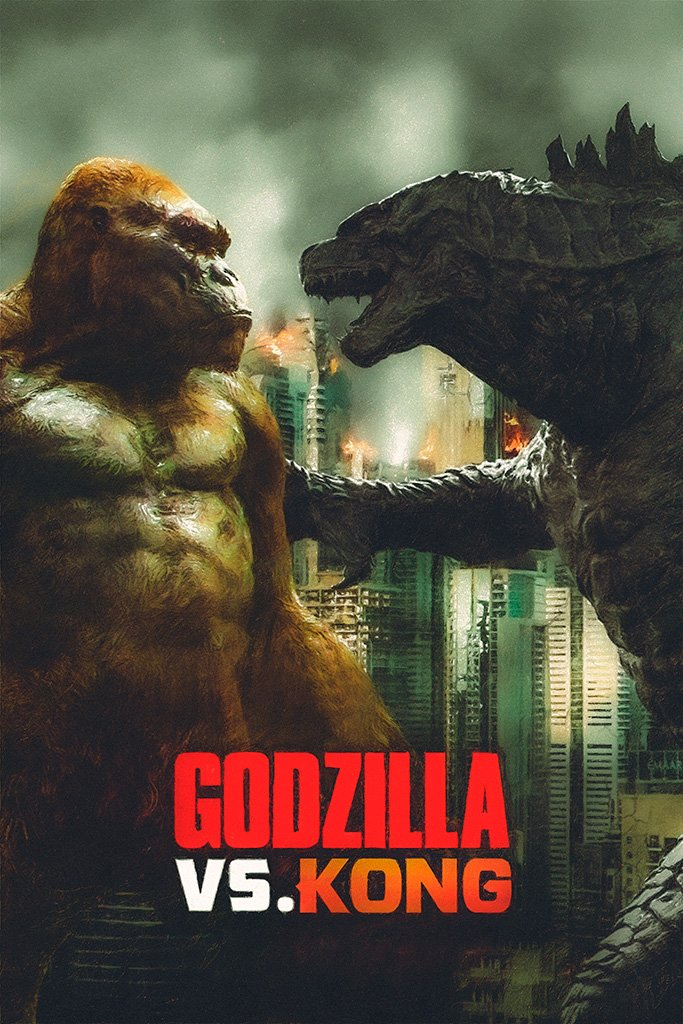 Godzilla vs. Kong (2021) Hindi Dubbed Official Trailer 1080p HDRip Free Download