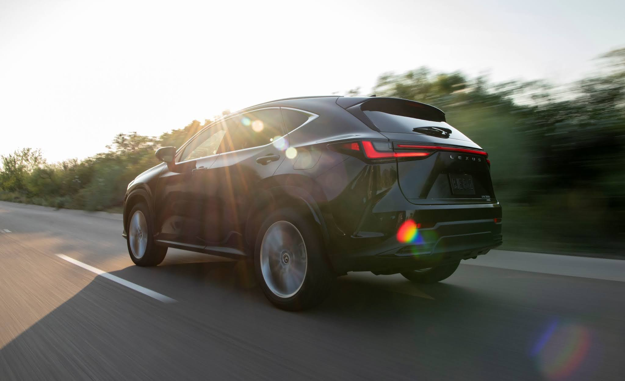 Lexus Brings the Next Chapter of the Brand to Life in the All-New 2022 Lexus NX