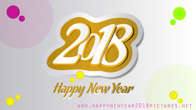 2018 best new year animated gif images greetings wallpaper wishes