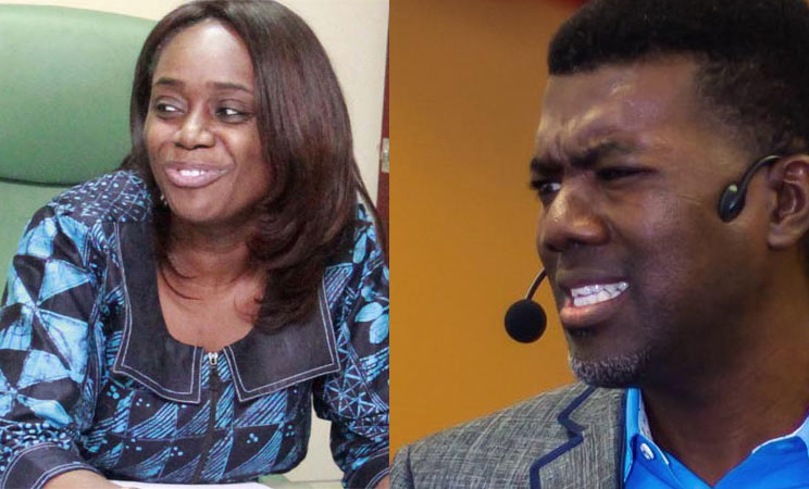 "Reno Omokri shades ""pretty"" Finiance minister: She attended the worst uni in England"