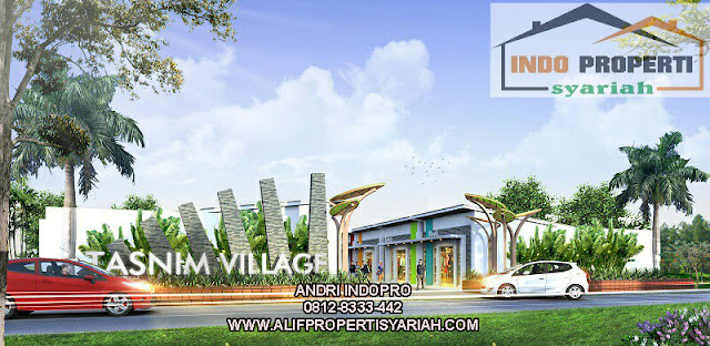 Pre Launching Rumah Dijual Tasnim Village di Bogor dekat IPB Dramaga