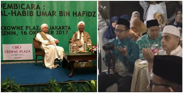 Habib Umar bin Hafidz: Islam Lebih Memilih Jalan Damai, Ketimbang Konflik dan Kekerasan