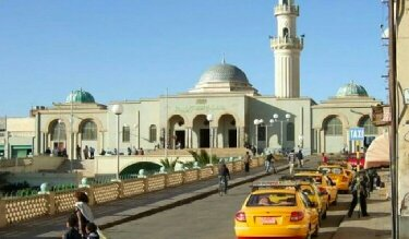 In Eritrea, people bring food in mosques every Friday &?