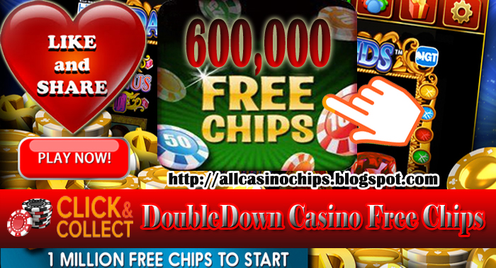 double down casino working chip codes
