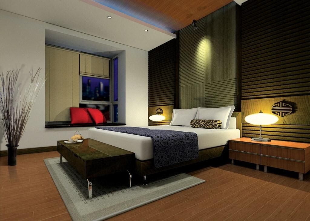 desain kamar tidur minimalis 9