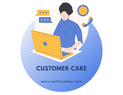 Customer care yang selalu care