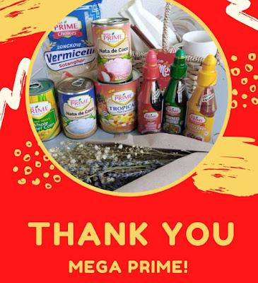 Thank you, Mega Prime!