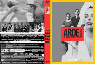 ARDE MADRID 2018[COVER DVD+BLU-RAY]
