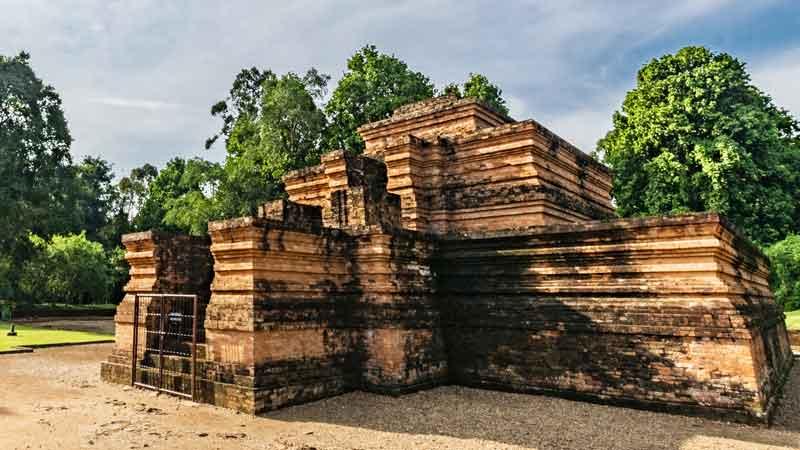 Candi Peninggalan Kerajaan Sriwijaya
