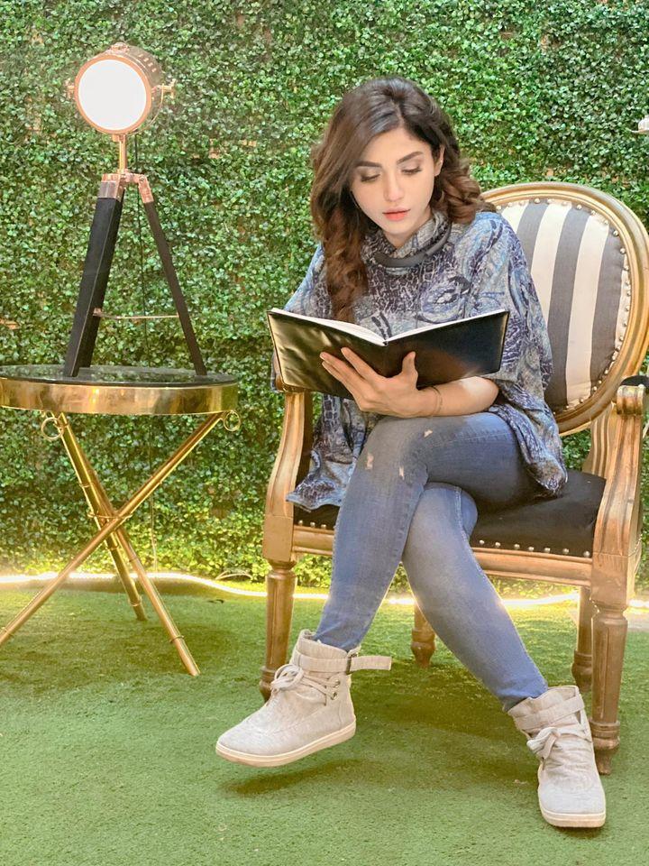 Aamna Malick Recent Instagram Pictures