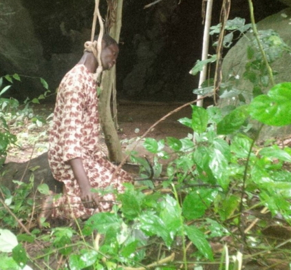 man hangs himself ondo