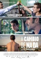 """Carátula del DVD: """"A cambio de nada"""""""