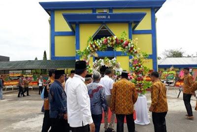 Asrama Haji Padang di Resmikan Hasil Revitalisasi
