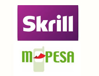 Skrill M-PESA money transfers