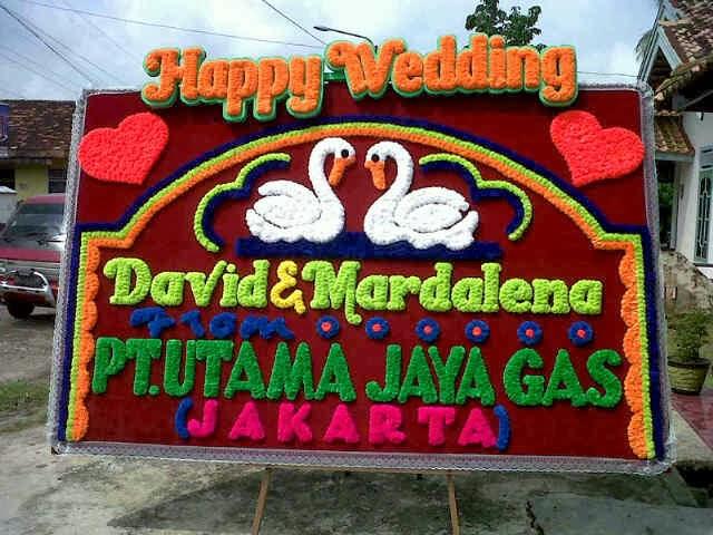 toko papan bunga Palembang 3