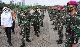 Pangdam Jaya Super Tegas: Kalau Perlu FPI Bubarkan saja, Kalau Coba-coba dengan TNI, Mari…