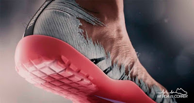 Evolución calzado deportivo