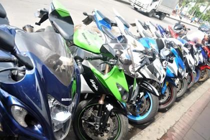 Panduan Sederhana Membeli Motor Bekas Murah Bermutu di Showroom