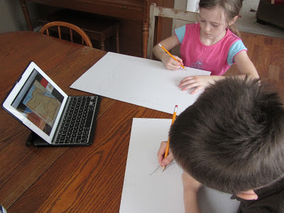Ancient Egypt Unit Study: Map of Egypt - The Unlikely Homeschool