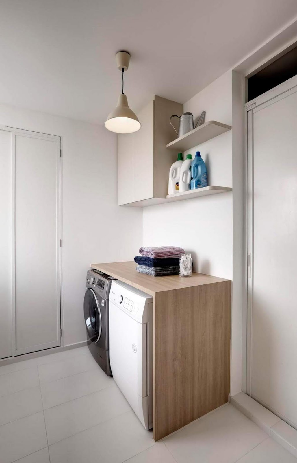 Smashing Idea of Laundry Renovation Concept