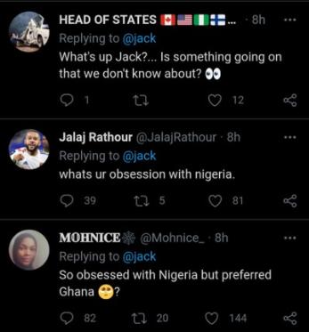 Twitter Boss Jack Dorsey Tweets Nigerian Flag Again