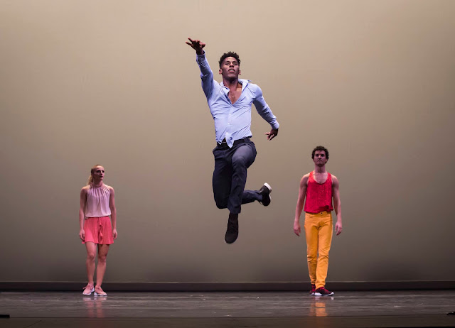 Troy Schumacher, Augusta Read Thomas: The Auditions - Martha Graham Dance Company (Photo Marina Levitskaya)
