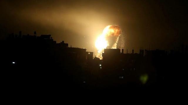 Israel Bombardir Gaza, RS Indonesia Alami Kerusakan, Ini Foto-foto dan Videonya