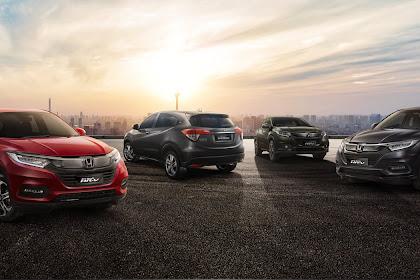 Promo Honda Hr-v Paket kredit Terbaik Tanpa DP Dan OTR JABODETABEK