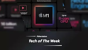 Tech of The Week: Apple MacBook Siap dengan Chip Apple M1, Era Laptop ARM Dimulai?!