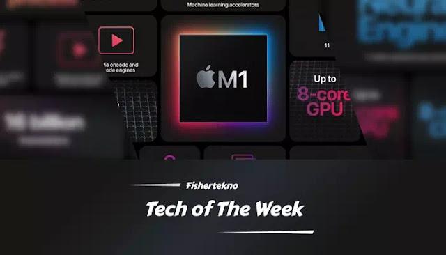 TTW: Apple MacBook ARM dimulai, Apple M1