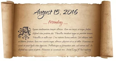 15 August 2016 Images Quotes