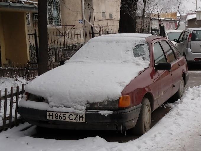 Запуск ижекторного двигателя зимой